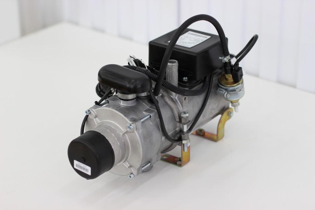 Подключение и установка Предпусковой подогреватель двигателя 14ТС-10 24В МК