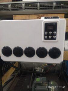 Электрический кондиционер 24В универсальный комплект